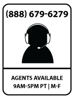 agents available 9am-5pm PT